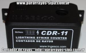 Contador de rayos CDR-11