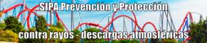 www.pararrayos-sipa.com.ar Protección contra rayos en Plazas parque atracciones