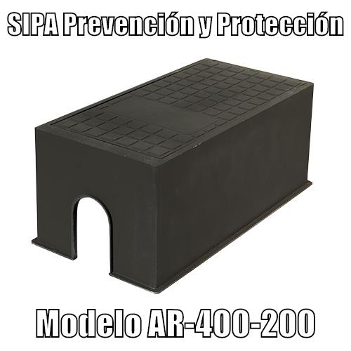 Precio www.pararrayos-sipa.com_.ar-Arqueta-Modelo-AR-400-200