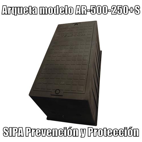 Venta www.pararrayos-sipa.com_.ar-Arqueta-Modelo-AR-500-250S-2